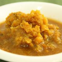 天然サーモンスープの有機野菜入りグルメシチュー
